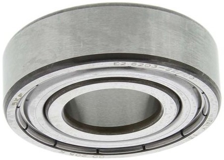 Auto Parts Single Raw Deep Groove Ball Bearing 62 Series SKF Bearing 6203 6203zz 6203-2RS
